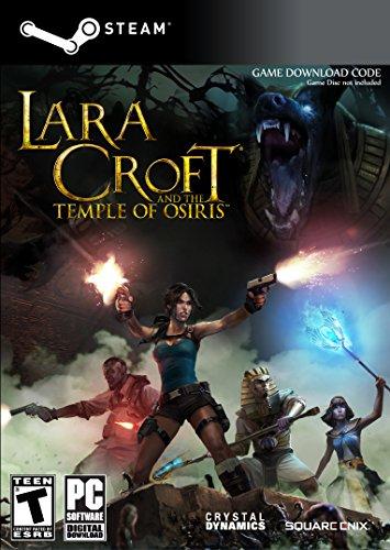 Square Enix Lara Croft and The Temple Osiris Básico PC Alemán, Inglés,...
