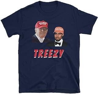LiberTee Donald Trump Kanye West MAGA Tshirt, Funny Donald and Ye 100% Cotton Shirt for Men and Women
