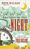 What Keeps You Up at Night?: How to Find Peace While Chasing Your Dreams by Pete Wilson (2015-05-05)