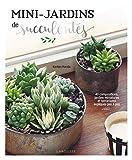 Mini-jardins de succulentes