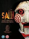 Saw: The Complete Collection [Edizione: Regno Unito] [Reino Unido] [DVD]
