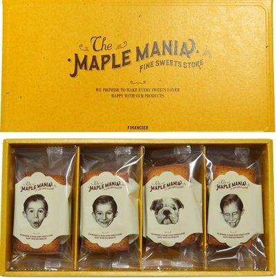 メープルマニアメイプルマニアTheMAPLEMANIAフィナンシェ焼菓子(12個入り)