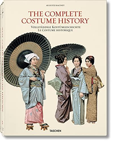 Racinet. Complete Costume History: 2 Volumes