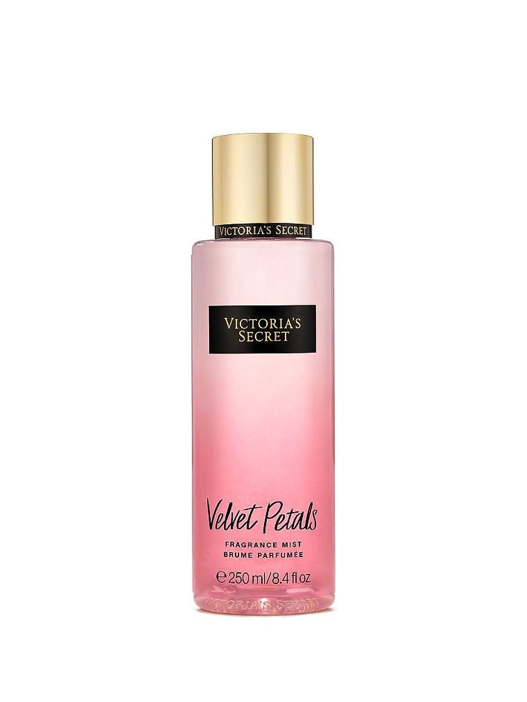 アコード歌バケツ【並行輸入品】Victoria's Secret Velvet Petals Fragrance Mist ヴィクトリアズシークレットベルベットぺタルズミスト250 ml