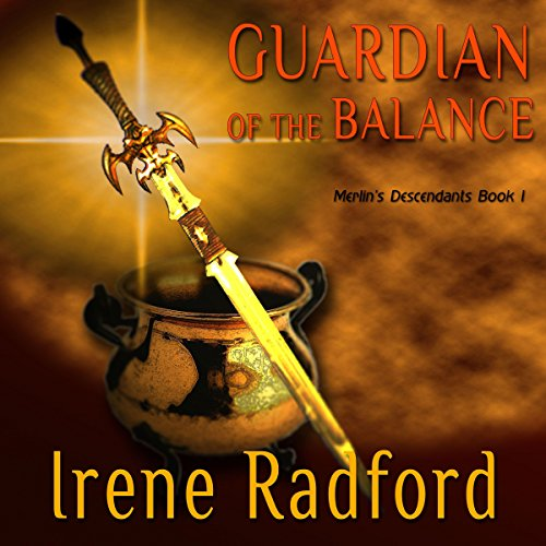 Guardian of the Balance audiobook cover art