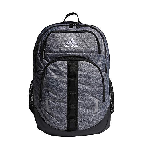 adidas Unisex Prime Backpack, Onix Jersey/Black, ONE SIZE
