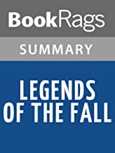 Summary & Study Guide Legends of the Fall by Jim Harrison