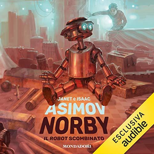 Norby, il robot scombinato copertina