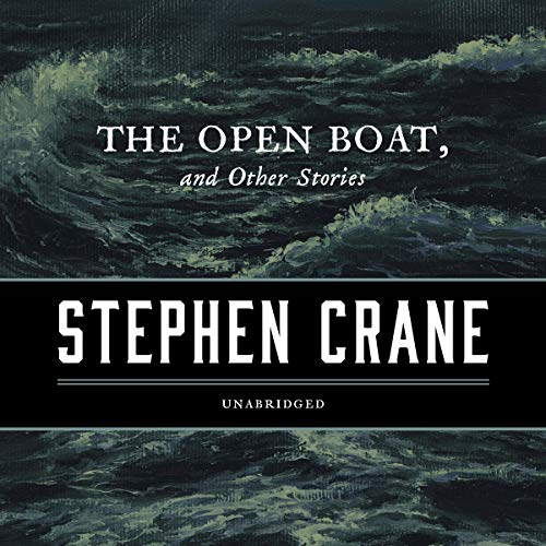 The Open Boat and Other Stories audiobook cover art