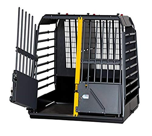 4x4 North America Variocage Double Crash Tested Dog Cage, Large