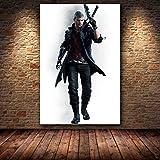 3D en ligne jeu affiche décoration peinture sur toile HD toile peinture art affiche...