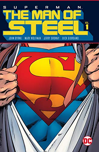 Superman: The Man of Steel Volume 1