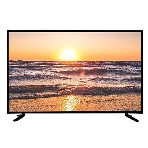 DEMAXIYA Televisión Smart Network, Sonido estéreo de Dos Canales, procesador de 64 bits, Smart TV Capaz de proyectar la Pantalla del teléfono móvil, con Interfaz USB, 24/32/37/40/43/50/55 Pulgadas