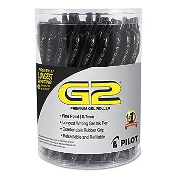PIL84065 - G2 Retractable Gel Ink Pens with Black Ink