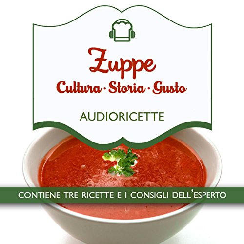 Zuppe audiobook cover art