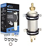 POWERCO High Pressure Gas Fuel Pump Universal Replacement for FIAT EAGLE MEDALLION LANCIA ALFA ROMEO and...