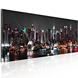 murando - Bilder New York 135x45 cm Vlies Leinwandbild 1