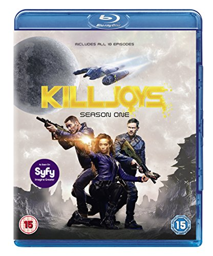 Killjoys - Season 1 [Blu-ray]