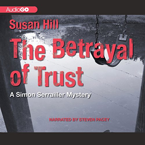The Betrayal of Trust audiobook cover art