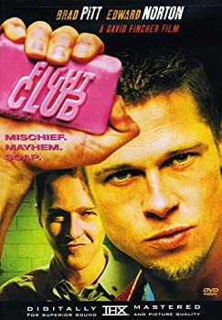 DVD Fight Club Book