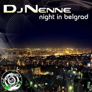 Night in Belgrad