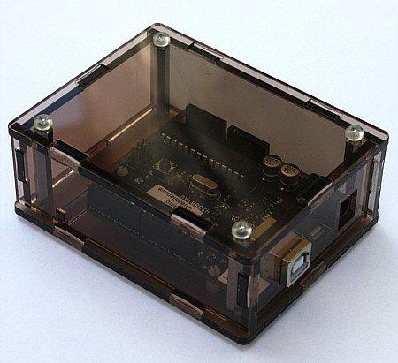 gehause box fur arduino entwicklungsboard