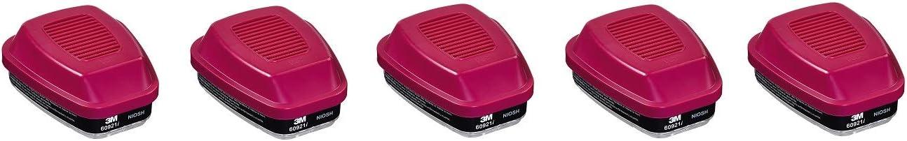 3M Organic Vapor Cartridge Surprise price Great interest Filter P100 Respiratory Protec 60921
