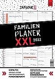 XXL Familienplaner 2022 zum Aufhängen in DIN A3. Hochwertiger und übersichtlicher Familienkalender 2022 mit 3 bis 6 Spalten, plus einer Zusatzspalte. ... Feiertage, Ferien und Zusatzinfos. - Sophie Heisenberg