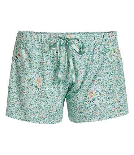 PiP Studio Damen Pyjama-Shorts Bonna grün (43) L