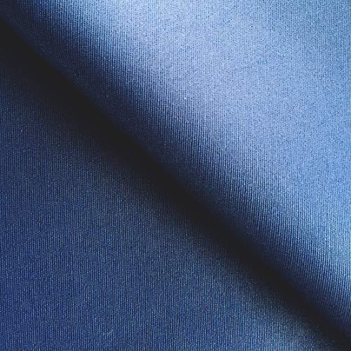 Nappe ronde – Bleu Marine Facile à Nettoyer Avec Revêtement Acrylique – Diamètre 160 cm