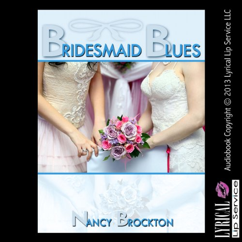 Bridesmaid Blues audiobook cover art
