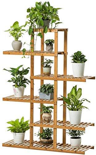 Pyrojewel moderna simplicidad Flor de madera se encuentra 3-6 Nivel suculentas de la planta de pantalla Bastidores de múltiples capas de la planta del soporte de exhibición maceta de la flor de almace