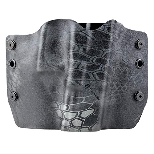 Outlaw Holsters Kryptek Typhon OWB Holster (Right-Hand, 1911 w/o Rail)