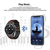 Zoom IMG-2 smartwatch uomo orologio sportivo android