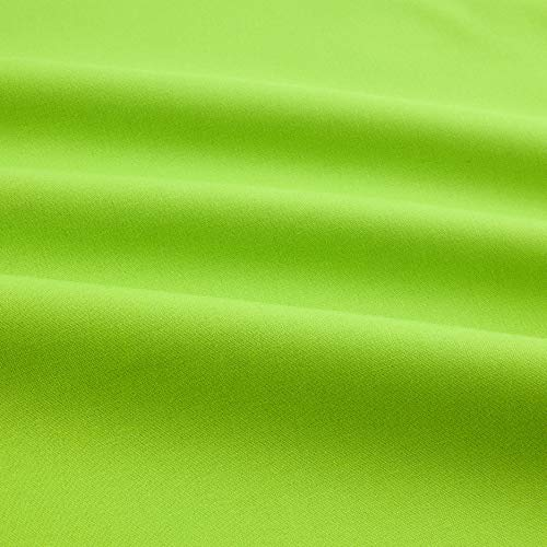 Robert Kaufman Kona Cotton Fabric, Chartreuse, Fabric by the yard