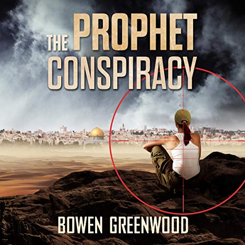 The Prophet Conspiracy cover art