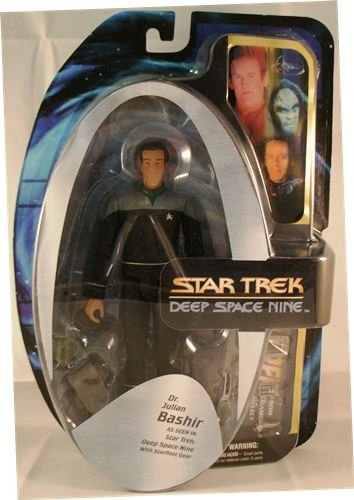 Star Trek Deep Space Nine 18cm Figur Serie 2: Dr. Julian Bashir