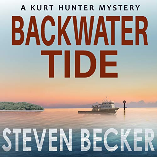 Backwater Tide audiobook cover art