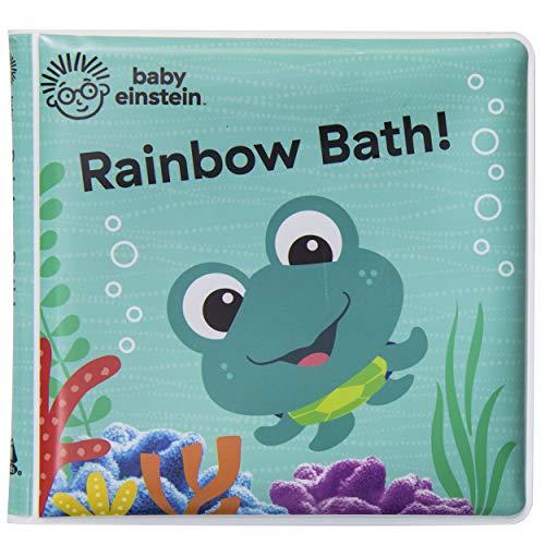 Baby Einstein - Rainbow Bath! Bath Book - PI Kids