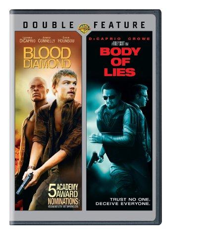 Blood Diamond / Body of Lies (DVD) (DBFE)
