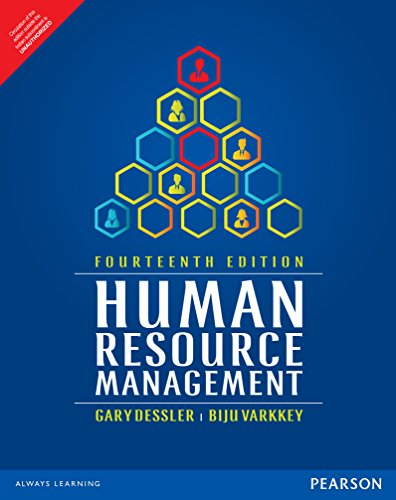 Human Resource Management 14Th Edition