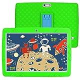 SANNUO Lern-Tablet für Kinder, 25,4 cm (10 Zoll), Android 10.0, 3G, WLAN, 3 GB ROM, 32 GB, kompatibel mit Online-Lernen, Wacth-Film usw.