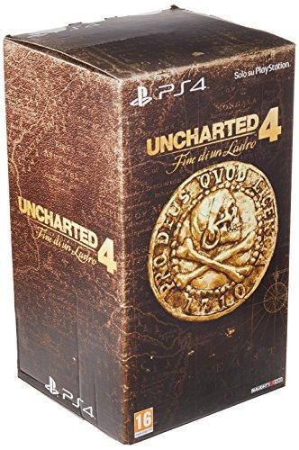 Uncharted 4: Fine Di Un Ladro - Libertalia Collector's Edition [Importación Italiana]