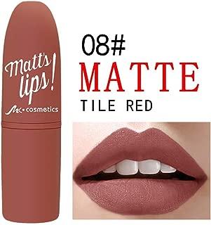 Star_wuvi Matte Revolution Lipstick Pillow Talk Mini Size
