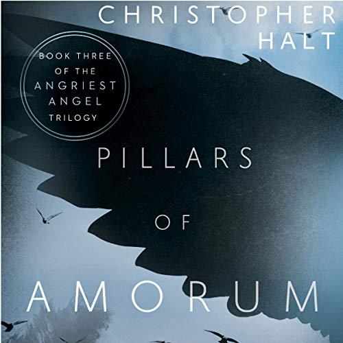 Pillars of Amorum audiobook cover art