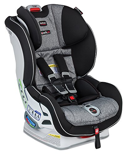 Britax Boulevard ClickTight Convertible Car Seat - 2 Layer Impact Protection - Rear & Forward Facing - 5 to 65 Pounds, Westin