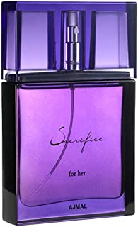 sacrifice for her perfume