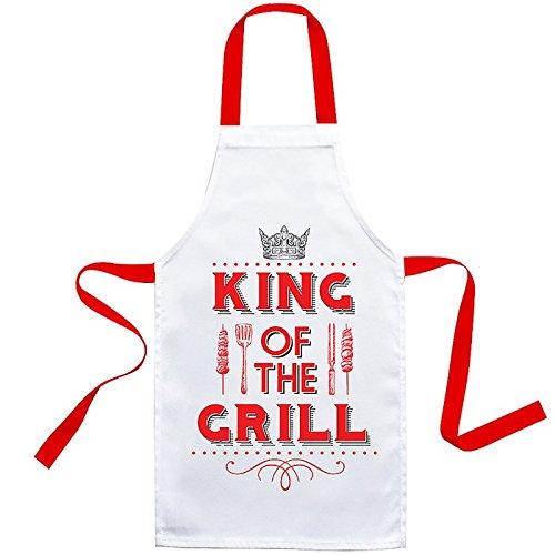 Joe Davies King of The Grill Meilleur Cook Tablier