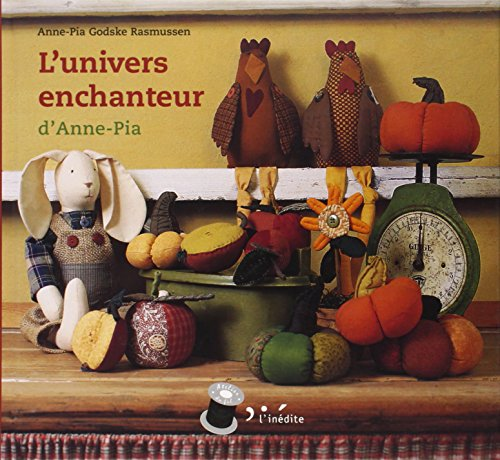 L'univers enchanteur d'Anne-Pia