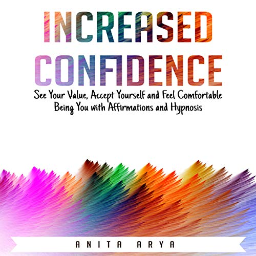 Increased Confidence audiobook cover art